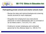 sb 1712 ethics in education act36