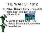 the war of 181210