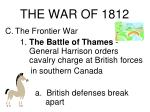 the war of 181211