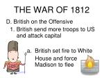 the war of 181215
