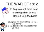 the war of 181218