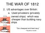 the war of 18124