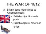 the war of 18127