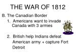 the war of 18128