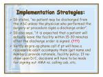implementation strategies39