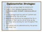 implementation strategies41