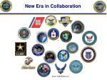 new era in collaboration