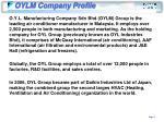 oylm company profile