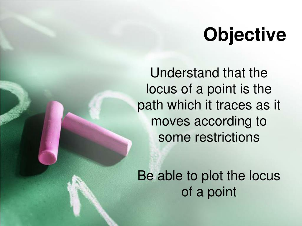 objective l.