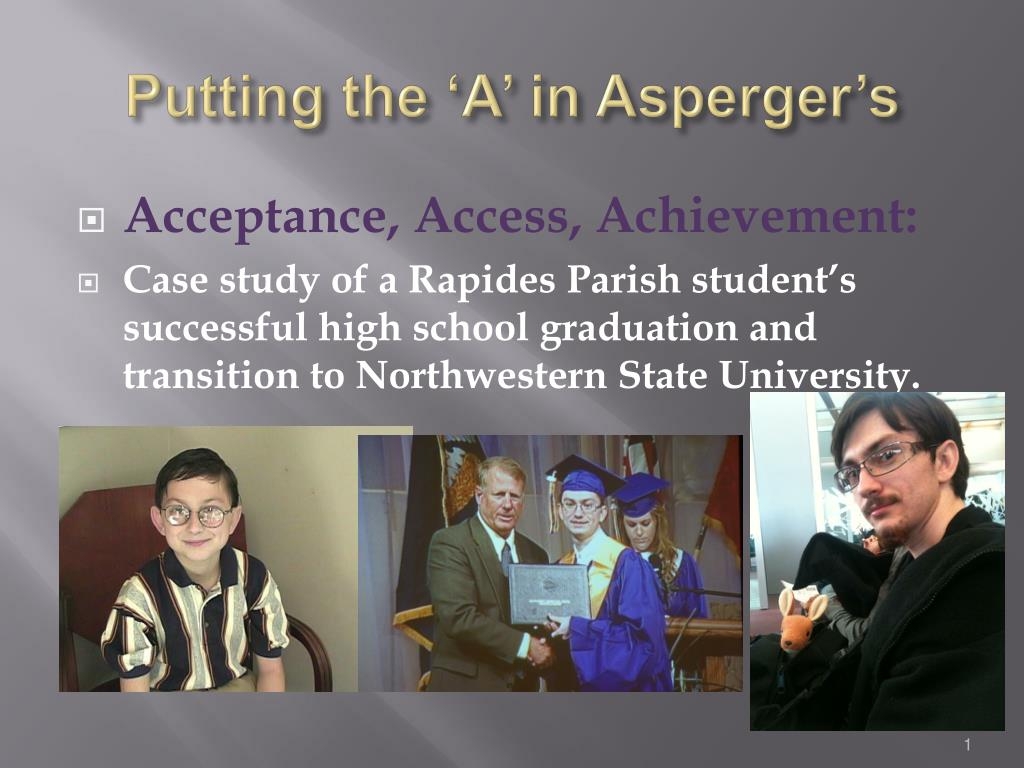 putting the a in asperger s l.