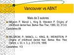 vancouver vs abnt7