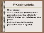 8 th grade athletics45