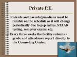 private p e56