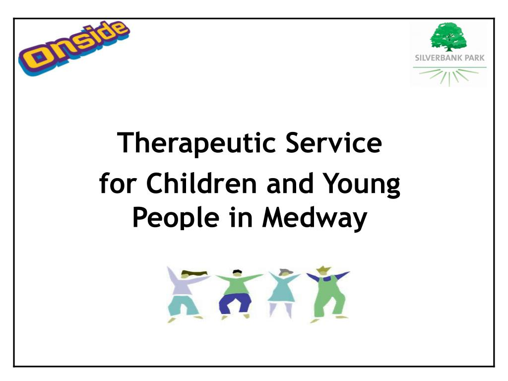 therapeutic service for children and young people in medway l.