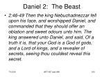 daniel 2 the beast100