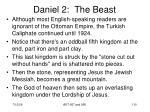 daniel 2 the beast110
