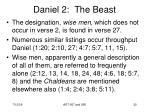 daniel 2 the beast30