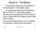 daniel 2 the beast52
