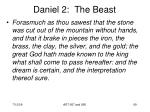 daniel 2 the beast69