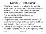 daniel 2 the beast73