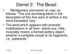 daniel 2 the beast74