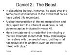 daniel 2 the beast78
