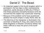 daniel 2 the beast82