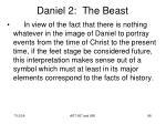daniel 2 the beast98