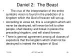 daniel 2 the beast99