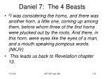 daniel 7 the 4 beasts118