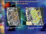 case republic of the marshall islands data collection