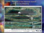 case republic of the marshall islands pre survey mapping