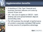 agglomeration benefits23