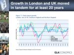 growth in london and uk moved in tandem for at least 20 years