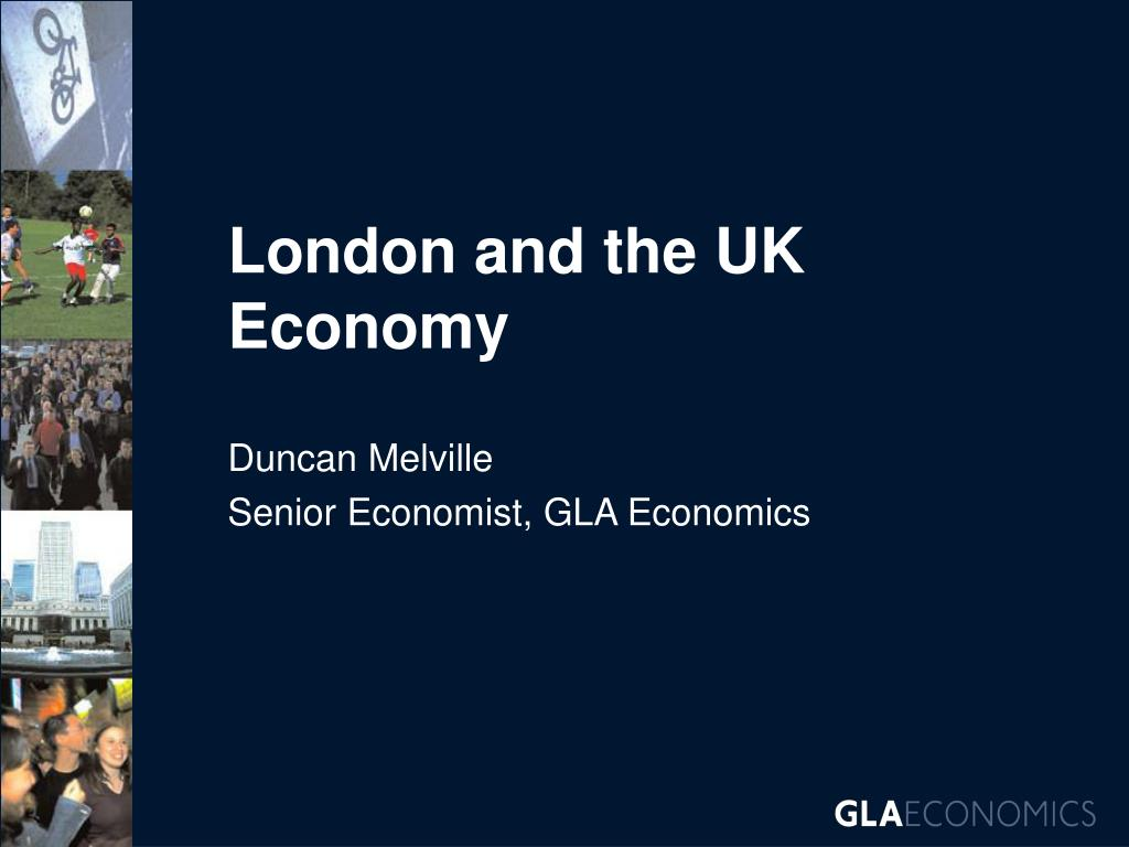 london and the uk economy l.