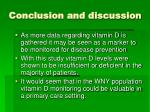 conclusion and discussion20