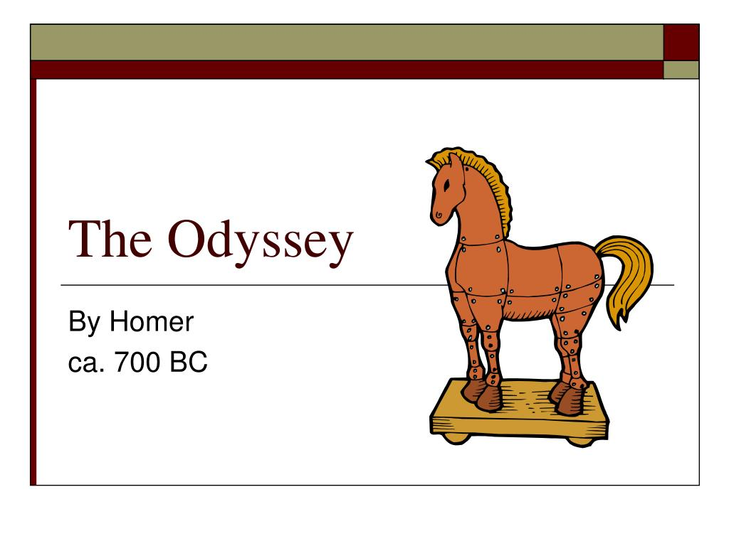 the odyssey l.