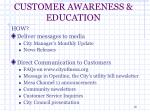 customer awareness education10