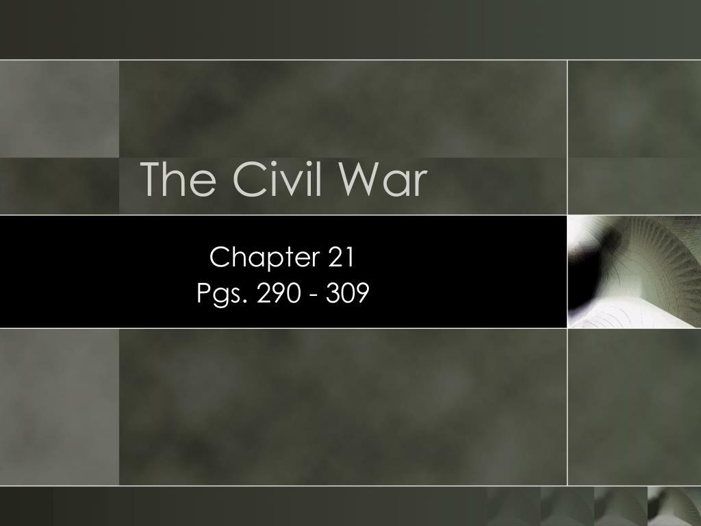 the civil war l.