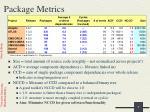 package metrics