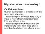 migration rates commentary 1