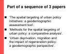 part of a sequence of 3 papers