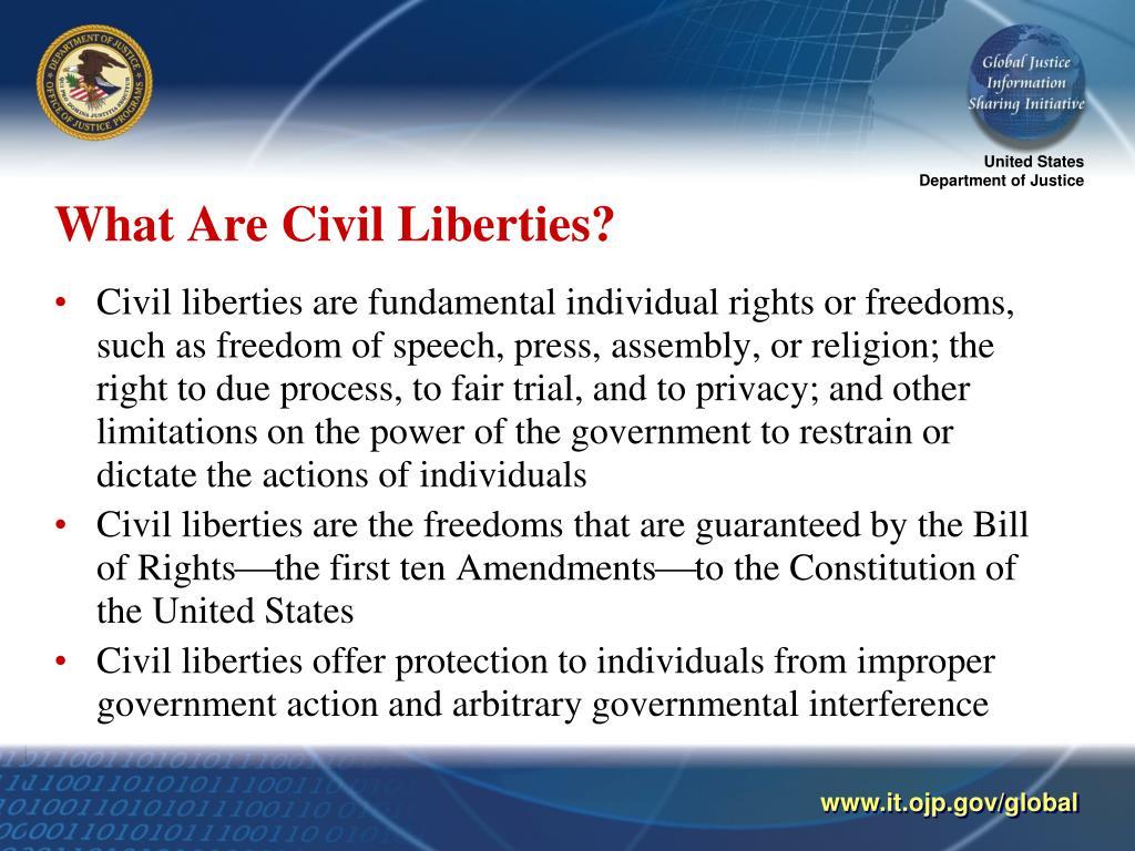 What Are Civil Liberties?