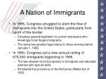 a nation of immigrants78
