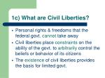 1c what are civil liberties