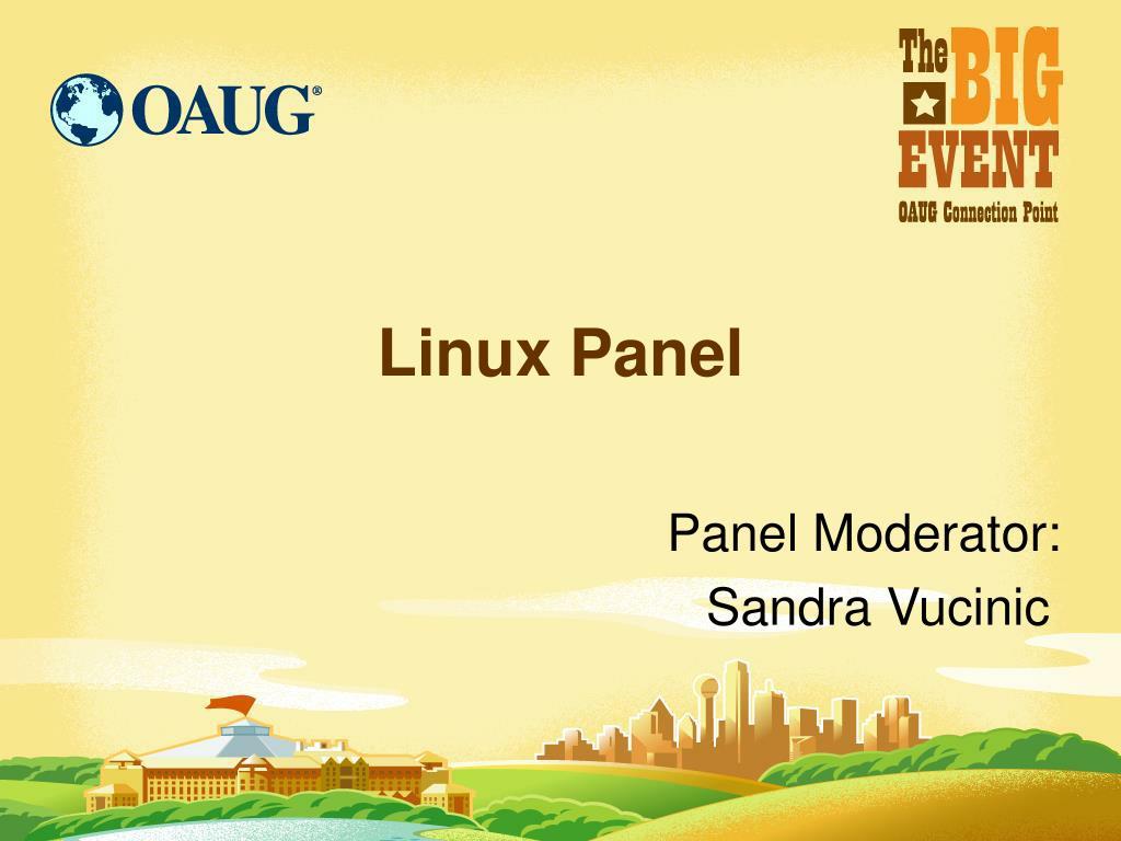 linux panel l.