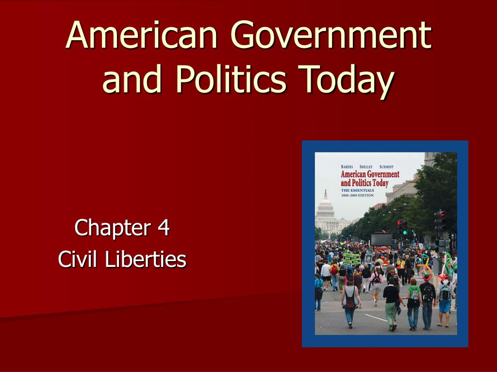 american government and politics today l.