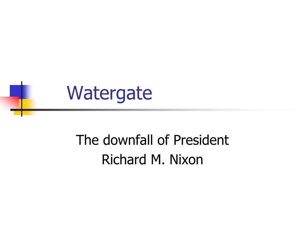 watergate l.