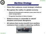 maritime strategy