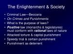 the enlightenment society28